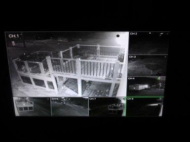 Zmodo KDB8-BARBZ8ZN-500GB night surveillance
