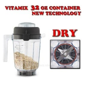 Vitamix 5200 Super Package - 32 oz. dry container