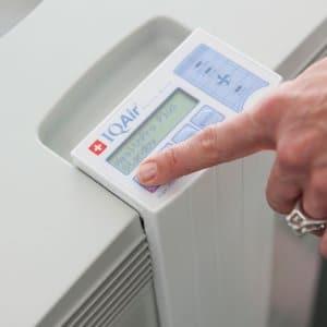 IQAir New Edition HealthPro Plus - Modern Controls