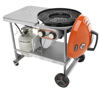 Stok SGP2220 Propane Grill - Innovative Design