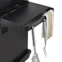 Dyna-Glo DGB390SNP-D - Towel Rack & Utensil Hooks
