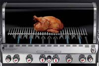 Weber Summit S-470 - Rotisserie Burner