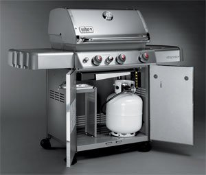 Weber Genesis S-310 Review - High Quality Construction