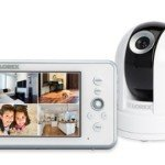 Buy the Lorex LW2450 LIVE Video Baby Monitor