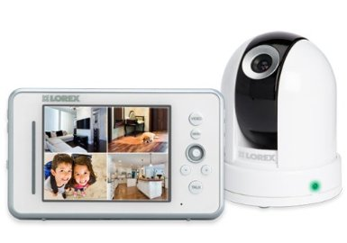 Lorex LW2450 LIVE Video Baby Monitor Review
